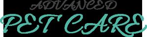Advanced Pet Care Logo